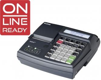 Kasa fiskalna ELZAB Mini E 3K z klaw.mod. ONLINE READY